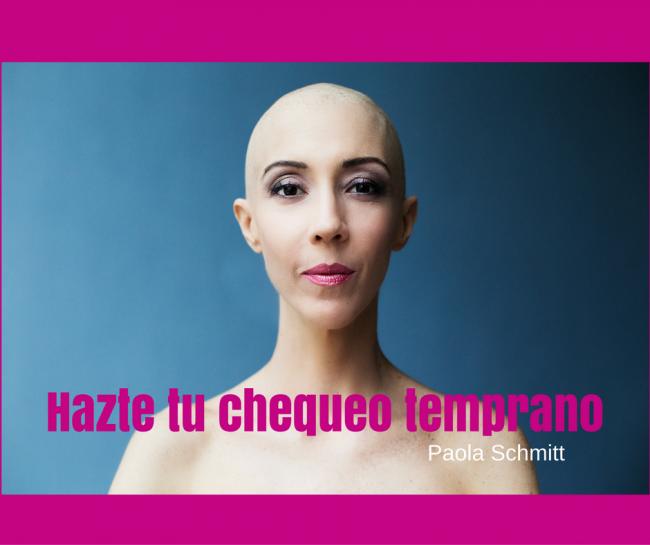 cancer de mama Paola Schmitt